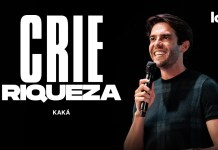 Testemunho | Kaká fala sobre sua jornada de fé em culto na Lagoinha de Orlando