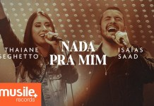 Nada Pra Mim - Thaiane Seghetto - Isaias Saad
