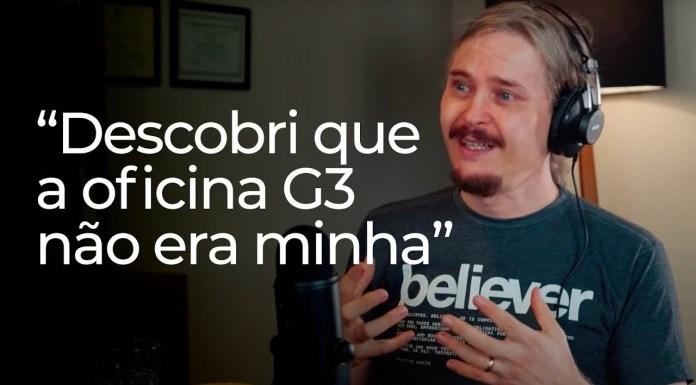 Juninho Afram: 'Descobri que o Oficina G3 não era meu'