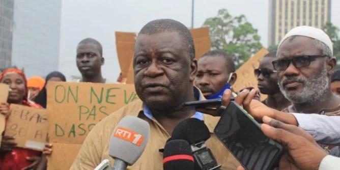 Urgent: Issiaka Diaby se dit prêt à lutter et à agir contre l'impunité en Côte d'Ivoire