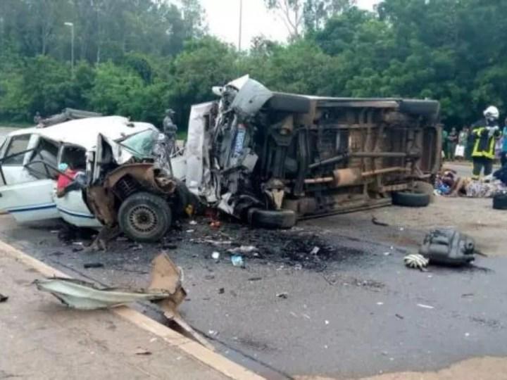 Yamoussoukro /Accident de circulation: 8 blessés graves dont 5 candidats au BAC