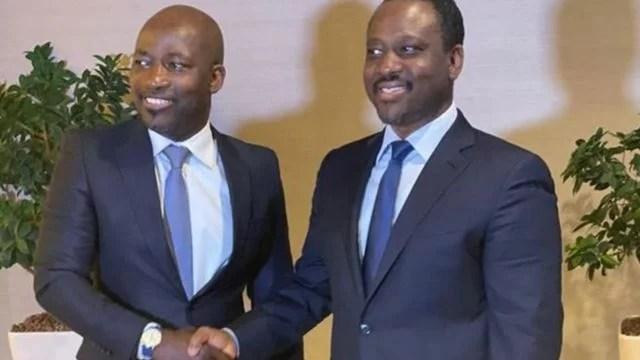 Urgent: affaire nouveau parti de Laurent Gbagbo, Charles Blé Goudé fait son choix