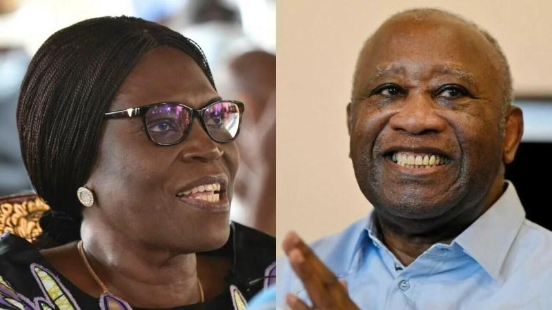 Affaire Nouveau Parti: Simone Gbagbo dit NON à Laurent Gbagbo