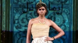Eman Idil Runway Show At Nyfw