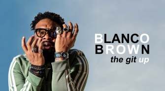 Blanco Brown - The Git Up (Official Audio)