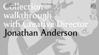 Jonathan Anderson Loewe Fall Winter 2021 Collection Walkthrough