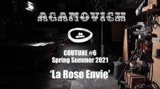 Aganovich Couture #6 Spring Summer 2021 'La Rose Envie'