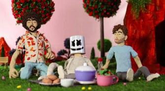 Benny Blanco, Marshmello &Amp; Vance Joy - You (Official Music Video)