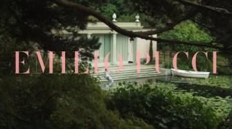 &Quot;Sulla Riva&Quot; | Emilio Pucci Spring Summer 21