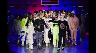 Tommy Hilfiger Spring 2020 Fashion Show - #TOMMYXLEWIS