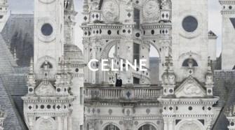 Celine Homme &Quot;Teen Knight Poem&Quot;