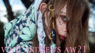 Vinti Andrews AW21 Womenswear LFW Digital Film