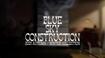"YUKI HASHIMOTO 21AW ""BLUE SKY CONSTRUCTION"""