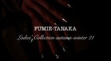 """FUMIE=TANAKA Autumn Winter 2021 """"Millefeuille"""""""