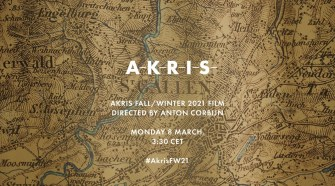 Akris Fall/Winter 2021 Film | directed by Anton Corbijn