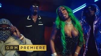 Disturbing London X Tinie X Yxng Bane X Ivorian Doll X Poundz – Drip [Music Video] | Grm Daily