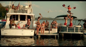 Dustin Lynch - Tequila On A Boat (feat. Chris Lane) [Official Music Video]