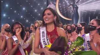 The Crowning of Miss Universe 2021 - Andrea Meza - Miss Mexico
