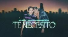 Khea, Maria Becerra - Te Necesito (Official Video)