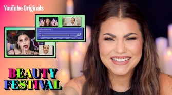 Bailey Sarian Channel Tour with Kevin Allocca for #BeautyFest