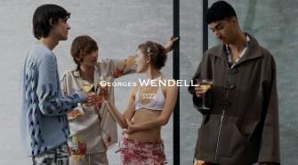 Georges Wendell — Paris Fashion Week Spring/Summer 2022