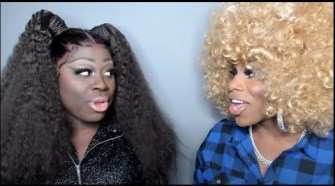 Ask A Drag Queen: Bob And Monét For Youtube Beauty Fest