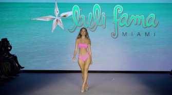 Luli Fama Swim At Paraiso - Miami Swim Week