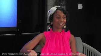 Small Talks, Big Conversations - Nordics' First Black Owned Model Agency | Copenhagen Fashion Week