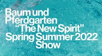 Baum Und Pferdgarten - Spring Summer 2022 Show