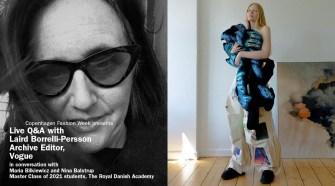 Live Q&Amp;A The Royal Danish Academy And Laird Borrelli-Persson, Vogue.com