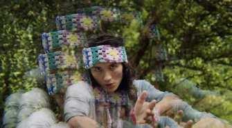 Eirinn Hayhow - Crystal Earth - London Fashion Week Sep 2021