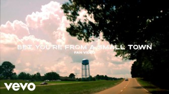 Jameson Rodgers - Bet You'Re From A Small Town
