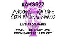 Andreas Kronthaler For Vivienne Westwood Spring-Summer 2022 Catwalk