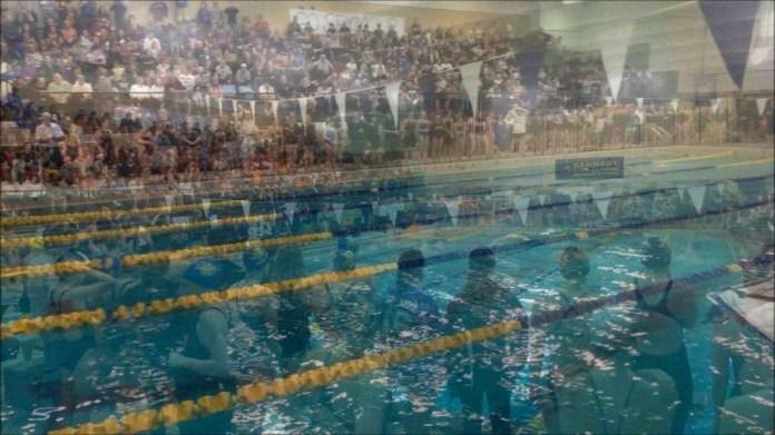 Sacred Heart NVL swimming champions