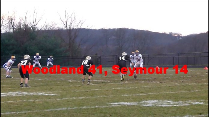 Woodland beats Seymour again