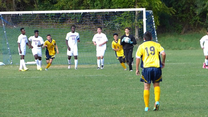 Lormilien scores 3 for Bulldogs in 7-1 victory