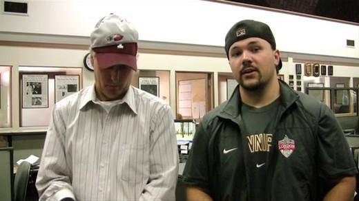 Mark Jaffee and Kyle Brennan