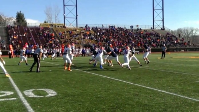 State football final: Bloomfield over Ansonia