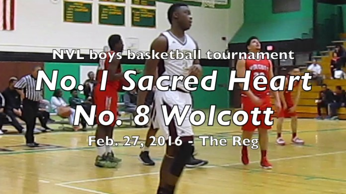 Sacred Heart into semis after 84-40 victory in NVL tourney