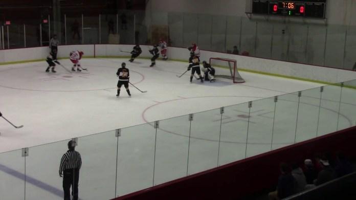 SCC hockey: Cheshire skates past Hand