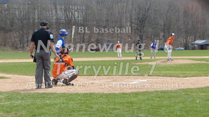 Chiefs topple Terryville, 16-7