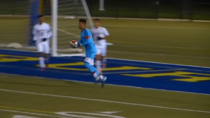Greyhounds beat Chargers in PK shootout