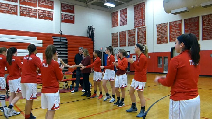 Opalka reaches 1,000 points in Pomperaug victory