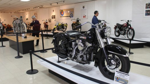 RIDE-CT columnist Bud Wilkinson pays a visit to the Motorcyclepedia Museum in Newburgh, N.Y. to see some long-ago models from long-defunct brands.