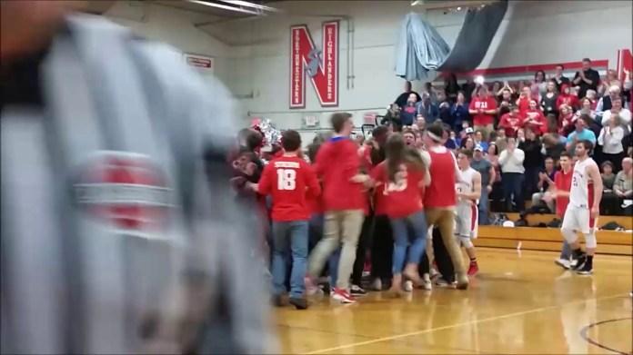 Northwestern reaches Division IV semis