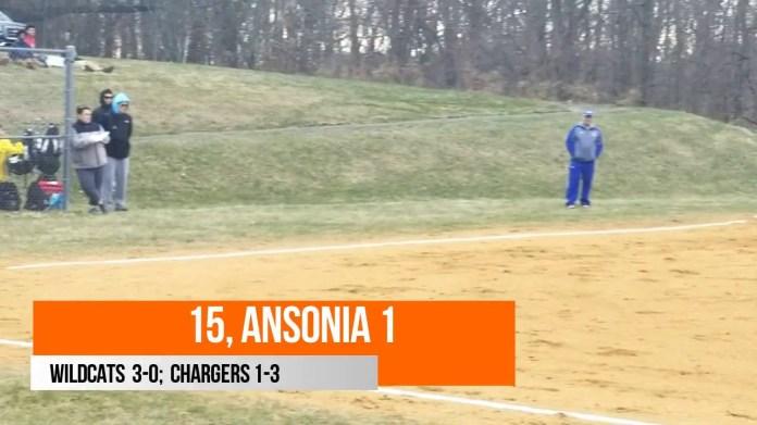 NVL softball: Seymour topples Ansonia