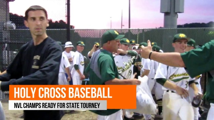 NVL baseball champion Crusaders ready for state tourney