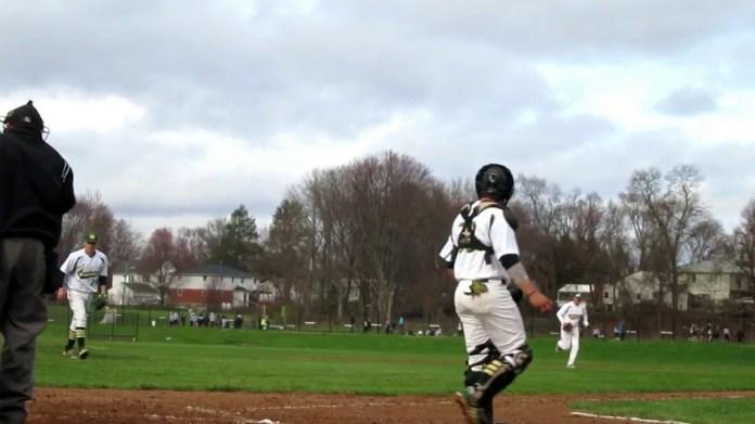 NVL baseball: Holy Cross walks past Wolcott