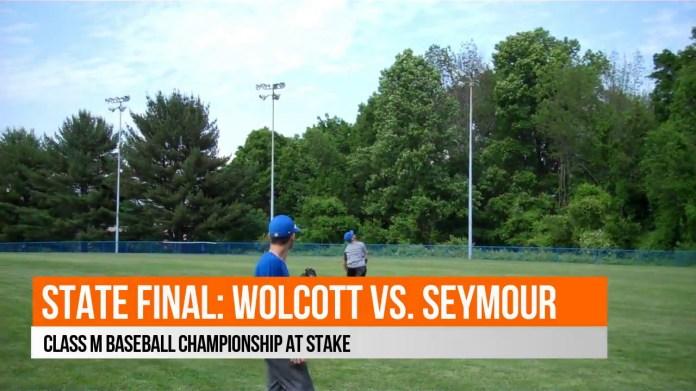 State baseball final: Seymour faces Wolcott in NVL showdown