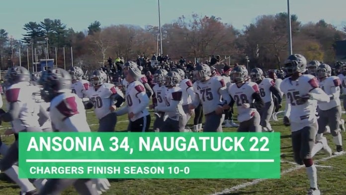 Ansonia wins again in rivalry with Naugatuck